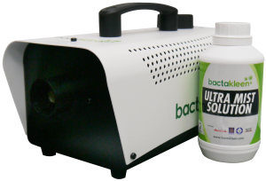 Bactakleen solution of Sick Building Syndrome