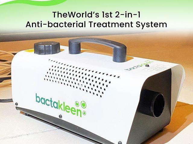 Bactakleen Disinfection Sanitizing