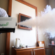 Disinfection hotels schools clinics offices Sanitizing